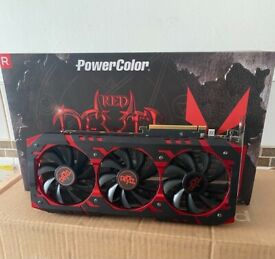Vega 64 PowerColor Red Devil RX