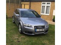 Audi a3 sline 2.0tdi 5 door sportback not a4,golf, gti, tdi,gt. Excellent car. Cheapest sline