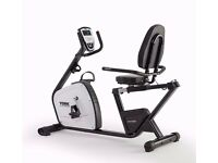 New - York Perform 215 Recumbent Exercise Bike - Never Used