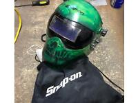 SnapOn Welding Mask