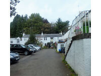 1 bedroom (3 apartment) unfurnished flat in attractive location - Blanefield near Milngavie