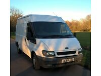 FORD TRANSIT - 280 MWB - SEMI HIGH ROOF - PANEL VAN