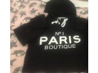 Paris boutique loungewear tracksuit po