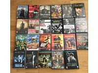DVD's £2 each, some brand new