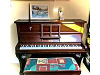 Piano - with character!
