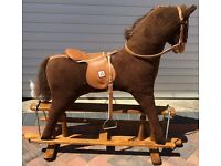 Rocking Horse Mamas & Papas FOR AGE 6 + THESE COST ALMOST £300 NEW TODAY LOOK AT ALL 9 PHOTOS