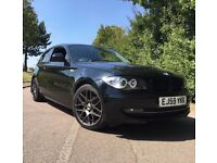BMW 1 Series 116i 59 Plate Low Miles