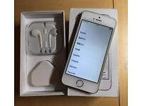 iPhone 5s 32gb Gold Excellent Condition