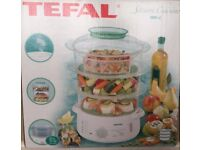 New - Tefal 3 Level Steam Cuisine