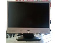 "DGM 19"" LCD monitor"