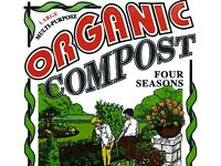 ORGANIC COMPOST FOUR SEASONS 45 litres