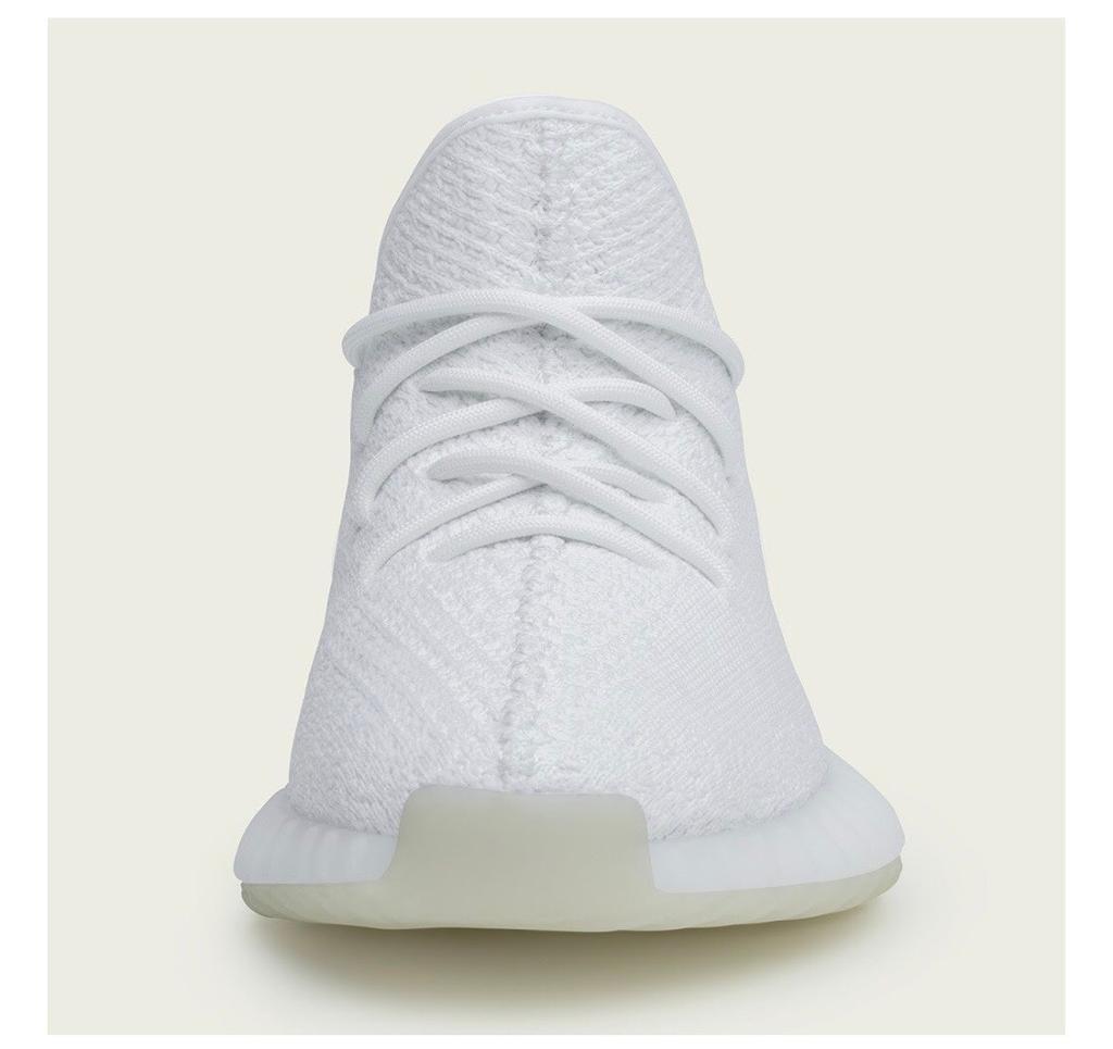 b6565ddc638 Adidas yeezy boost 350 v2 triple white 7-8-9