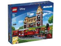Disney Lego train