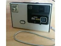 Kodak 4000 Vintage Disc camera.