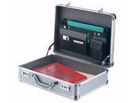 Aluminium Briefcase - A2 and A3 size Artcase/ Portfolios