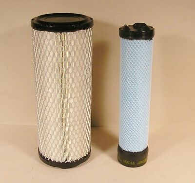 Air Filter Set Takeuchi Tb135 Tb138fr Tb145 Tb153fr -top Quality