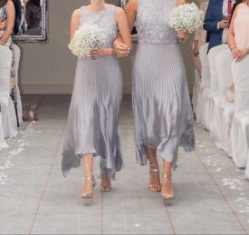 Grey / Silver Bridesmaid Dresses (Coast)