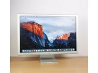 "NEW 30 Inch APPLE HD CINEMA DISPLAY MONITOR A1083 M9179B/A 30"" 150GHZ 2560X1600 WIDESCREEN"