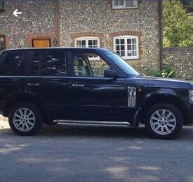 Range Rover TD6 Vogue