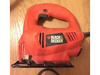 Black and Decker 400W Jigsaw