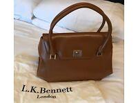 L.K Bennett Monica Tan Handbag