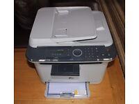 Samsung Colour Laser Printer / Photo-copier / Scanner