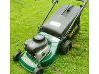 Fully Serviced Tuffcut Briggs and Stratton Petrol Lawnmower