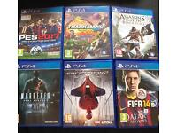 PS4 / Xbox games