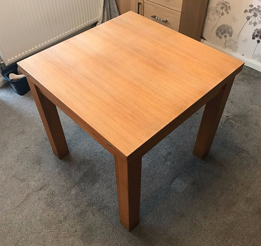 NEXT Cambridge Dining Table 4 Chairs in Houghton Regis