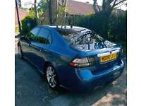 Saab 93 1.9tid vector sport Triptonic paddle shift limited edition 150bhp 08reg hpi clear tax tested