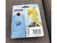 Epson Stylus black cartridge