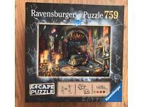 Ravensburger Escape Room Puzzle - Excellent Condition
