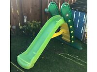 Little tykes slide, hardly used