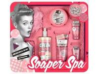 Soap and glory soaper spa set