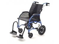 Motorised wheelchair (removable motor) - TGA Strongback model (less than 1 year old)
