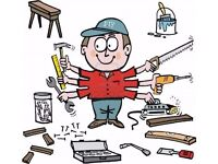 Handyman/Electrician Available