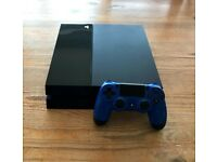 PS4 Console 500gb Version / Excellent Condition.