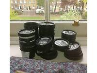 20 empty Lush pots- save half price!