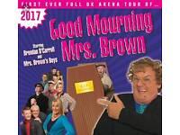 Mrs Browns boys Tickets - Glasgow Hydro