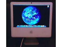 iMac ''Core 2 Duo'' 2.0 17'' 2006 EMC No: 2114