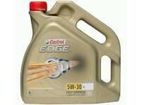 Castrol Edge 5w-30 FST (Used in Audi BMW VW)