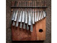 Mbira - Gorgeous Sound, Good Condition