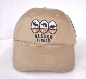 Juneau alaska fly fishing hunting baseball ball cap hat ouray for Alaska fly fishing goods