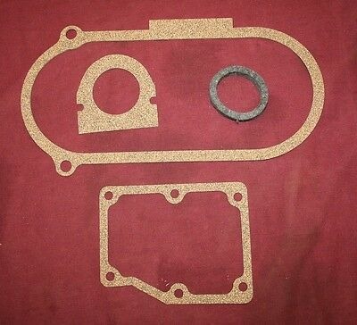 John Deere 1.5 Hp Model E 4pc Magneto Gasket Set Top Cover Gas Engine Flywheel