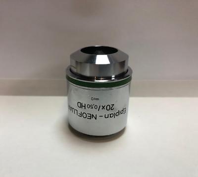 Zeiss Epiplan Neofluar 20x0.50 Microscope Objective Lens 20x Hd Part 442344