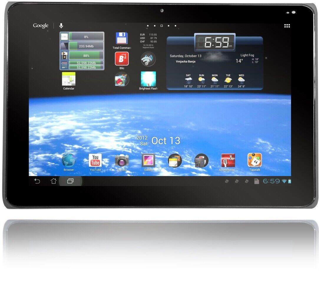 flight deck freevi tablet commander glases free