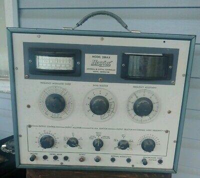 Hickok Model 288ax Universal Crystal Controlles Signal Generator