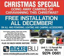 FREE 4WD ACCESSORIES INSTALLATION THIS MONTH AT MICKEYBLU MIDVALE Midvale Mundaring Area Preview