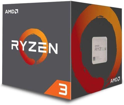 AMD Ryzen 3 1200AF up to 3.4 GHz 8 MB with Wraith Stealth cooler YD1200BBAFBOX