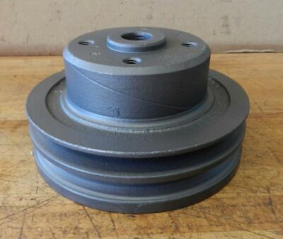 Clark Forklift Continental Engine Used Water Pump Pulley F227k300 5 Diameter